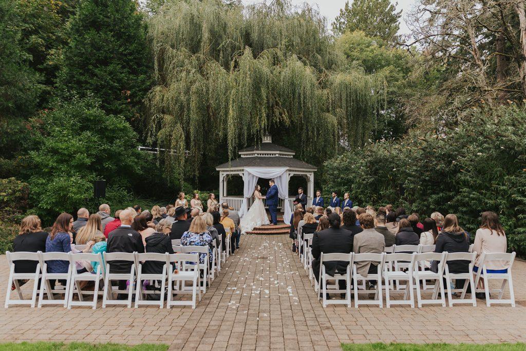 abernethy center portland wedding venue