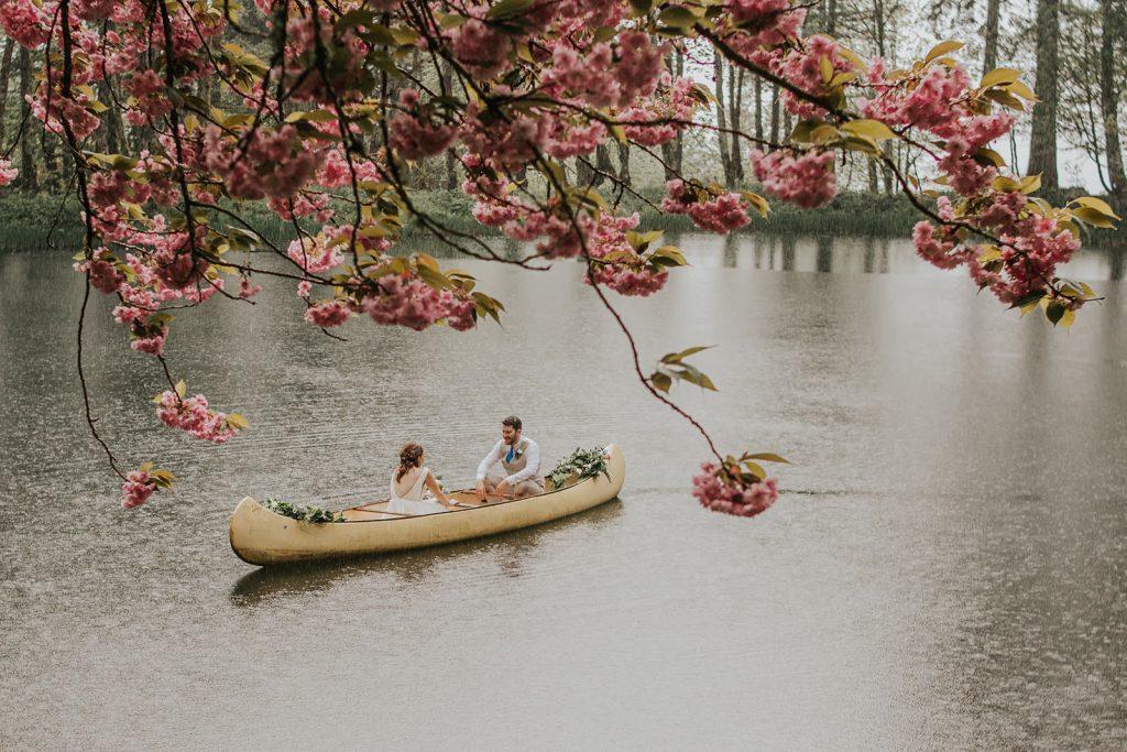 bridal veil lakes pnw wedding venues