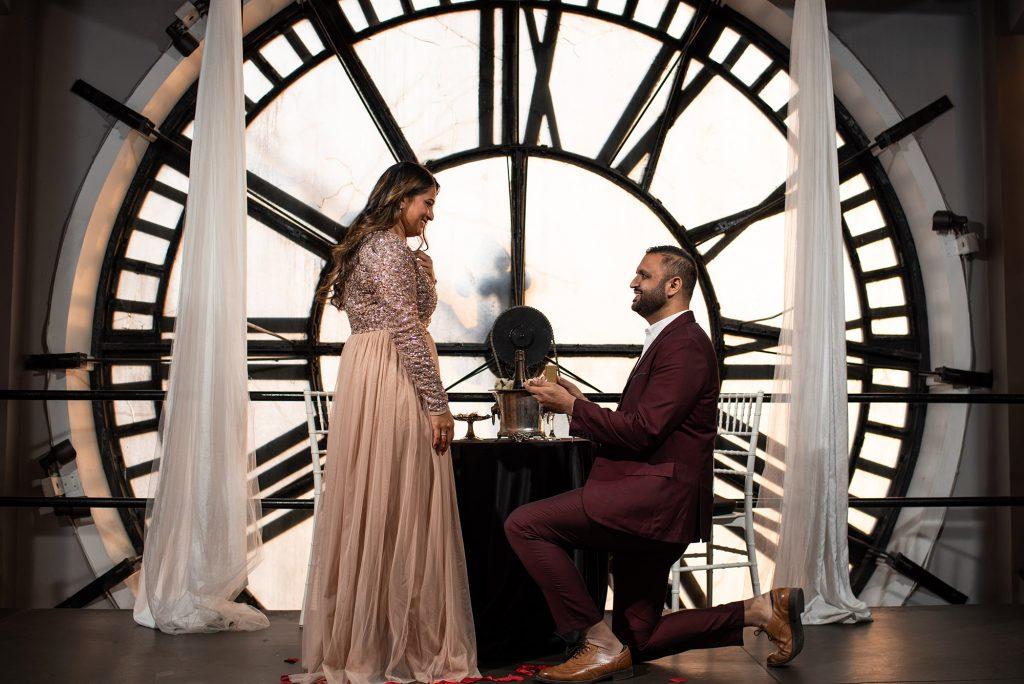 denver clocktower proposal photographer