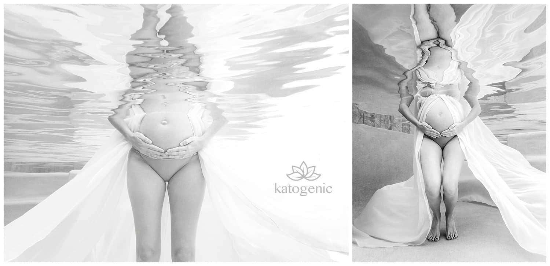 underwater maternity katogenic st. petersburg photographer