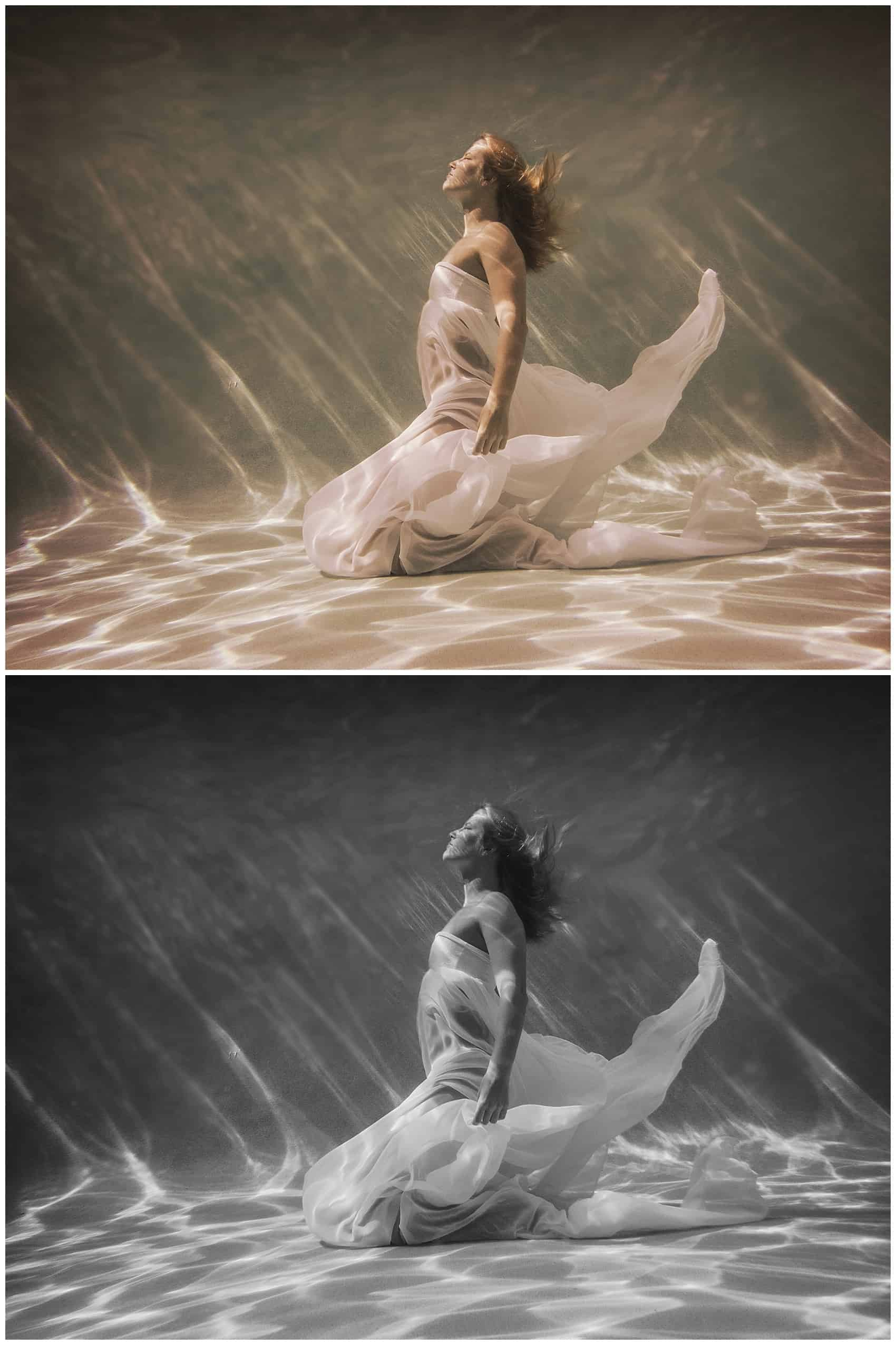 underwater portrait photography underwater photographer