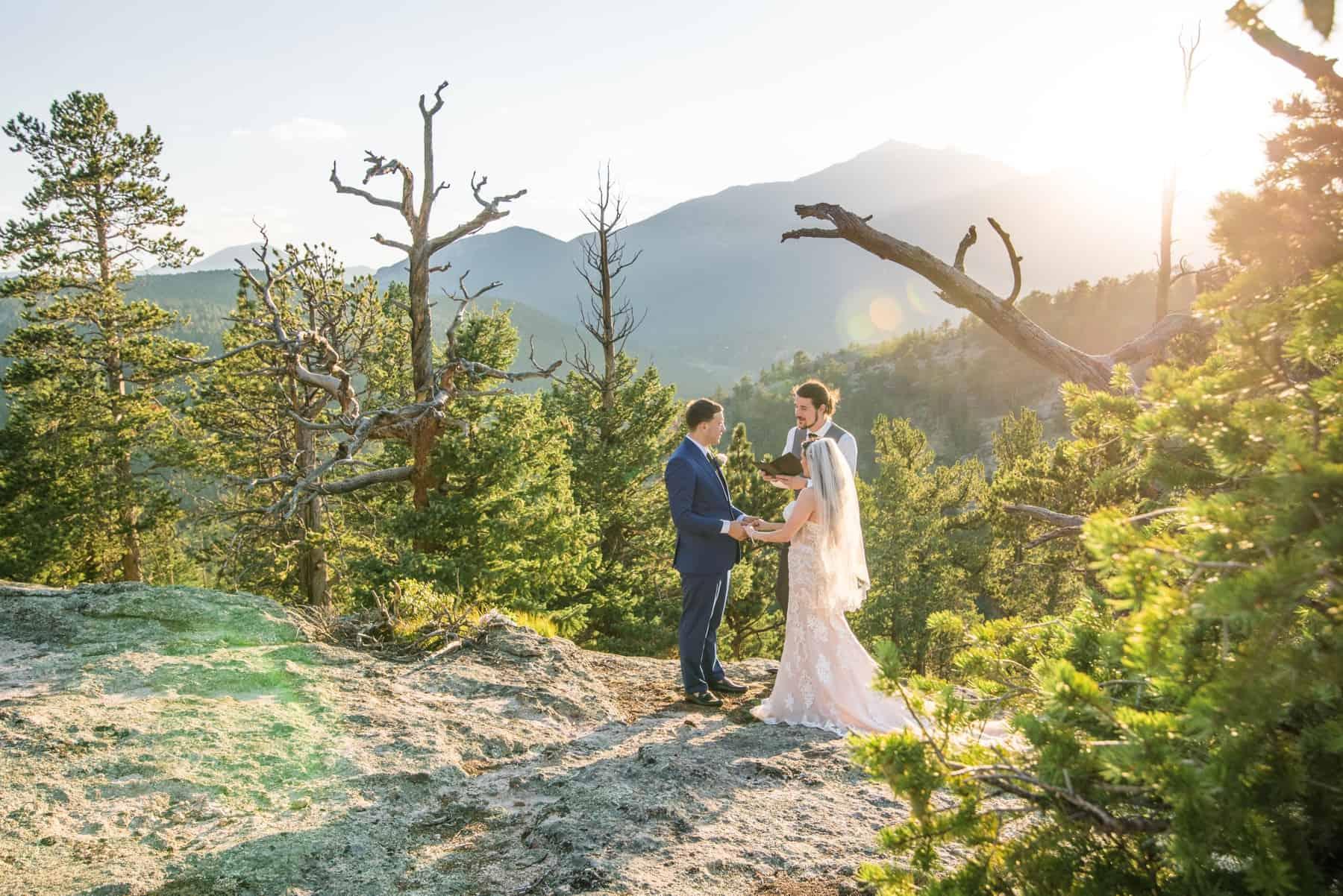 Adventure Wedding in Allenspark, CO