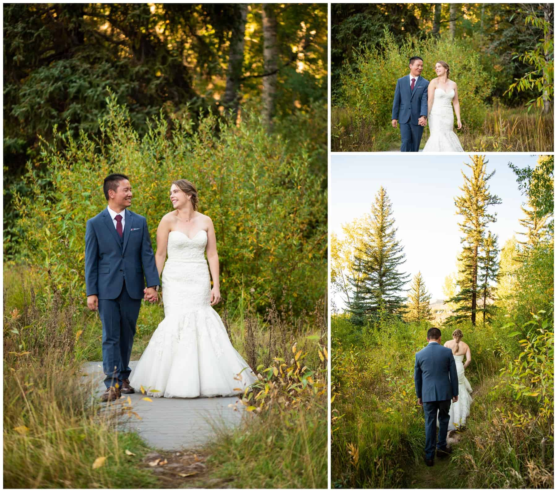Aspen center environmental studies wedding