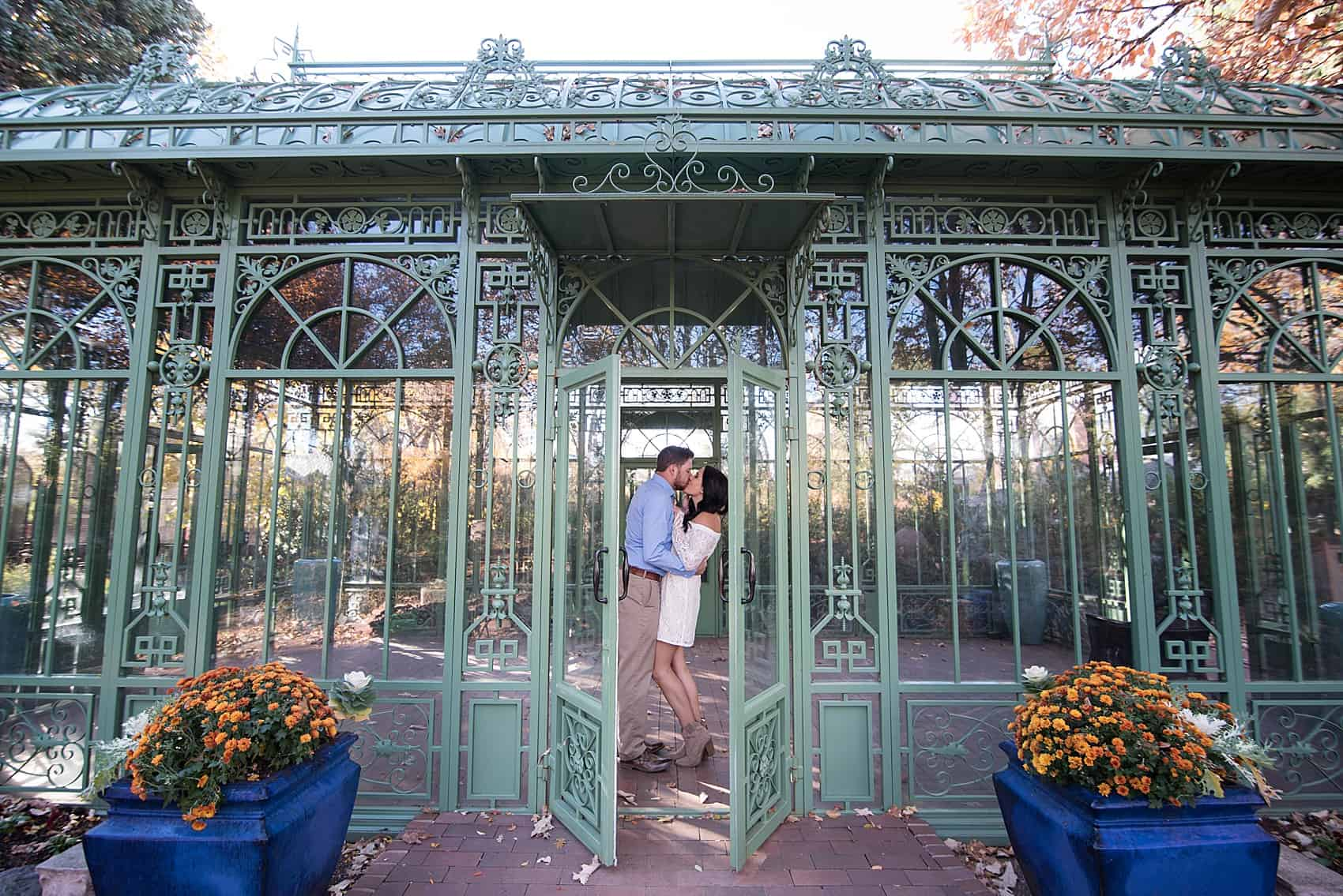 denver botanic gardens denver wedding venue
