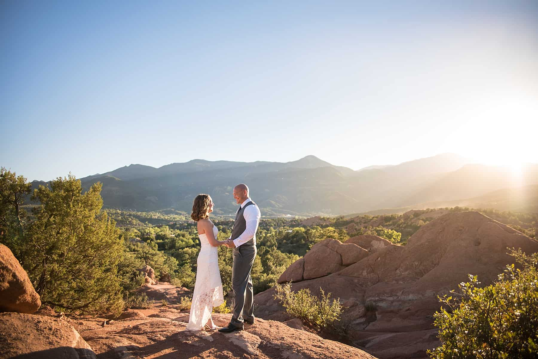 alternatives to eloping in a national park