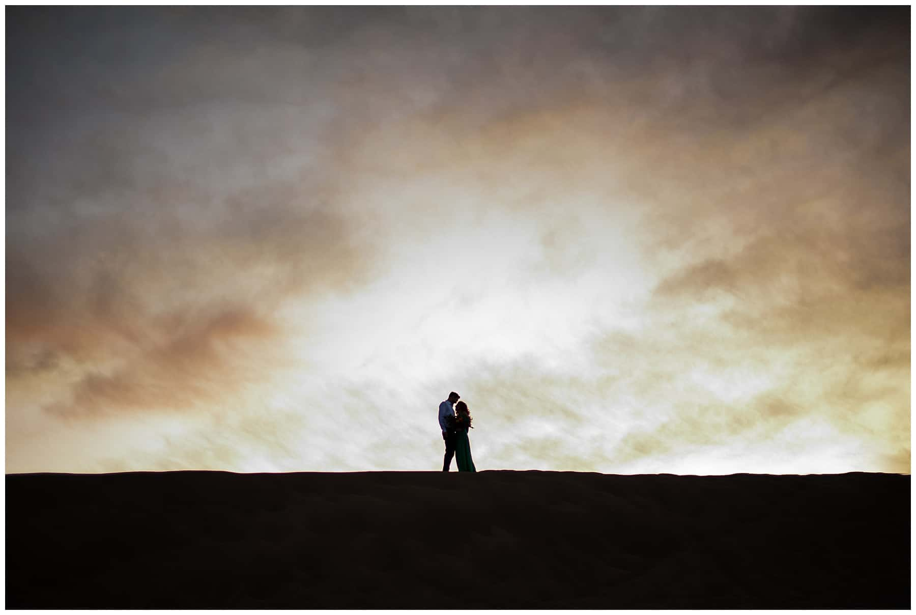 Great Sand Dunes National Park Elopement   Colorado Photographer