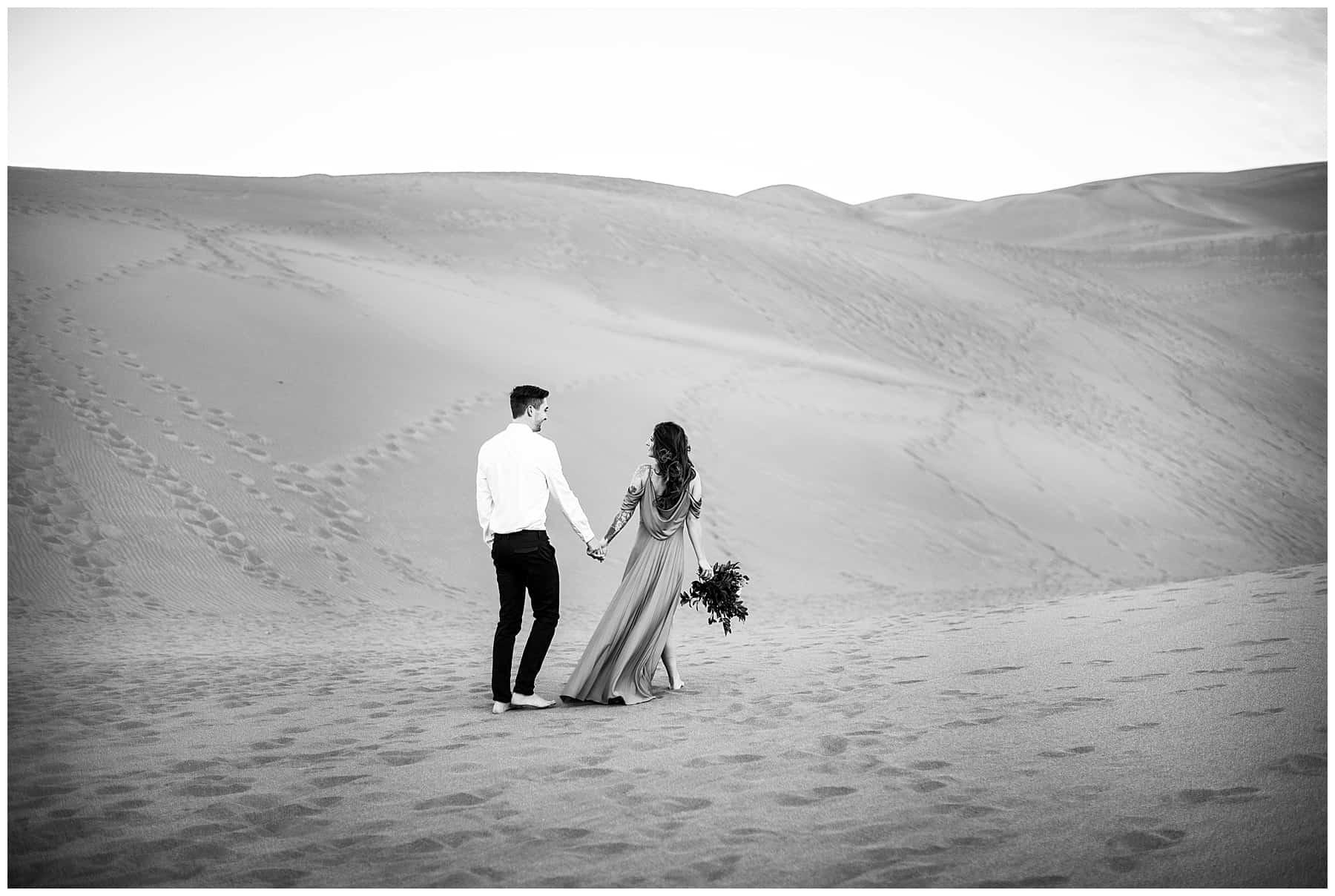 adventure wedding photographer in colorado