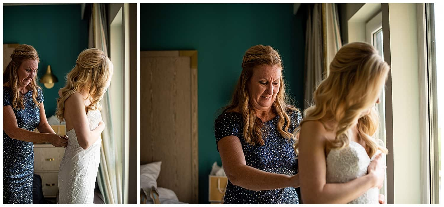 intimate wedding photographer boulder co