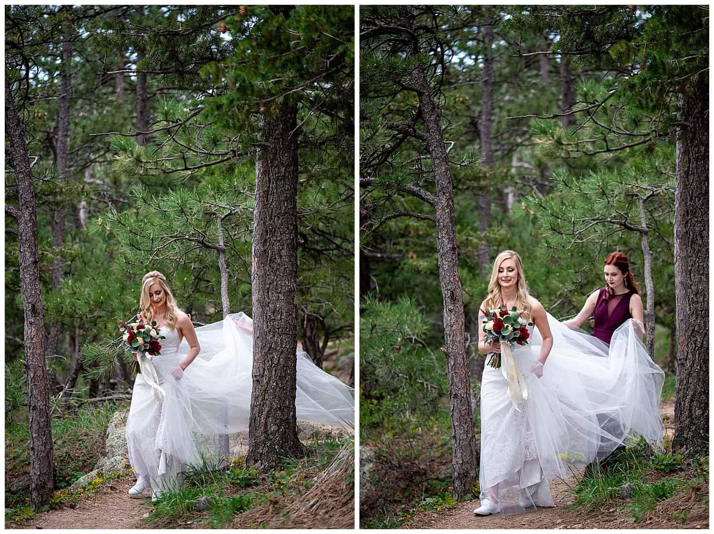 artist point wedding flagstaff mountain boulder