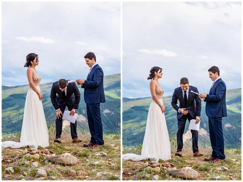 top wedding photographers near vail colorado