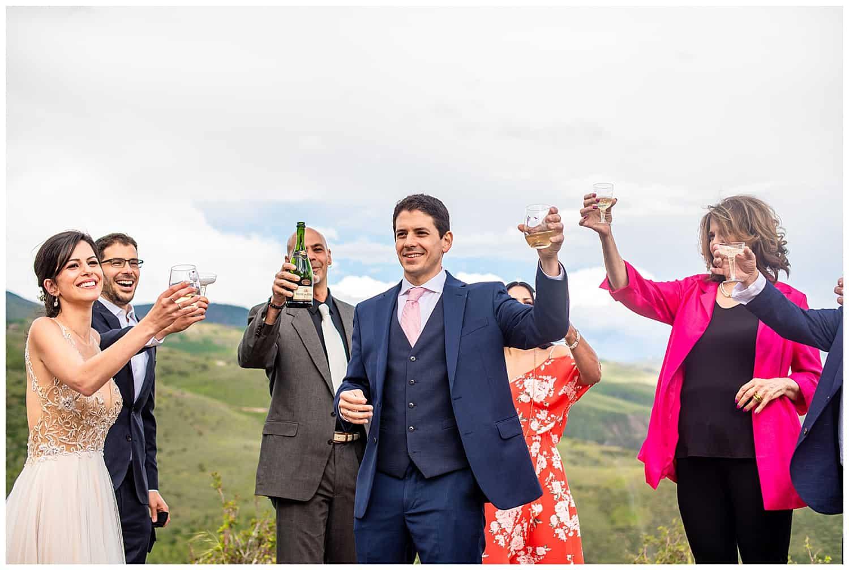 vail colorado wedding photographer