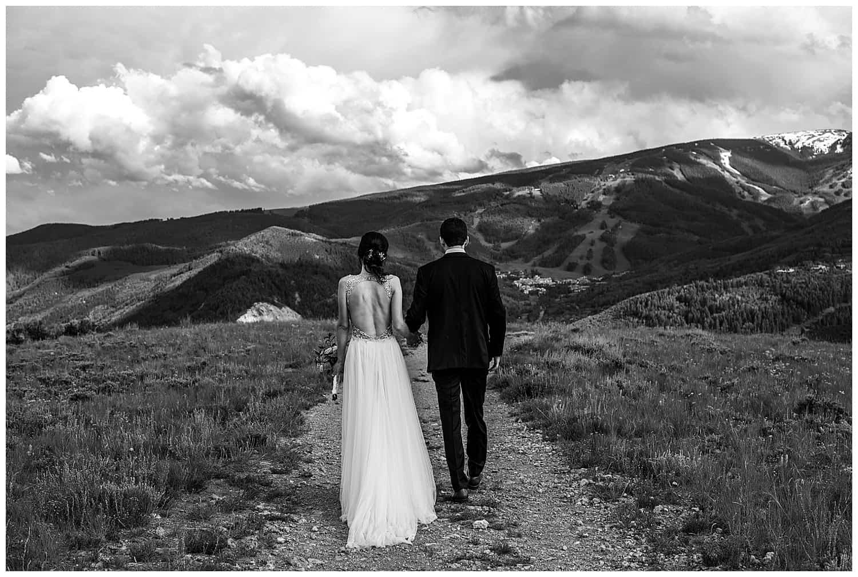 avon colorado wedding photographer