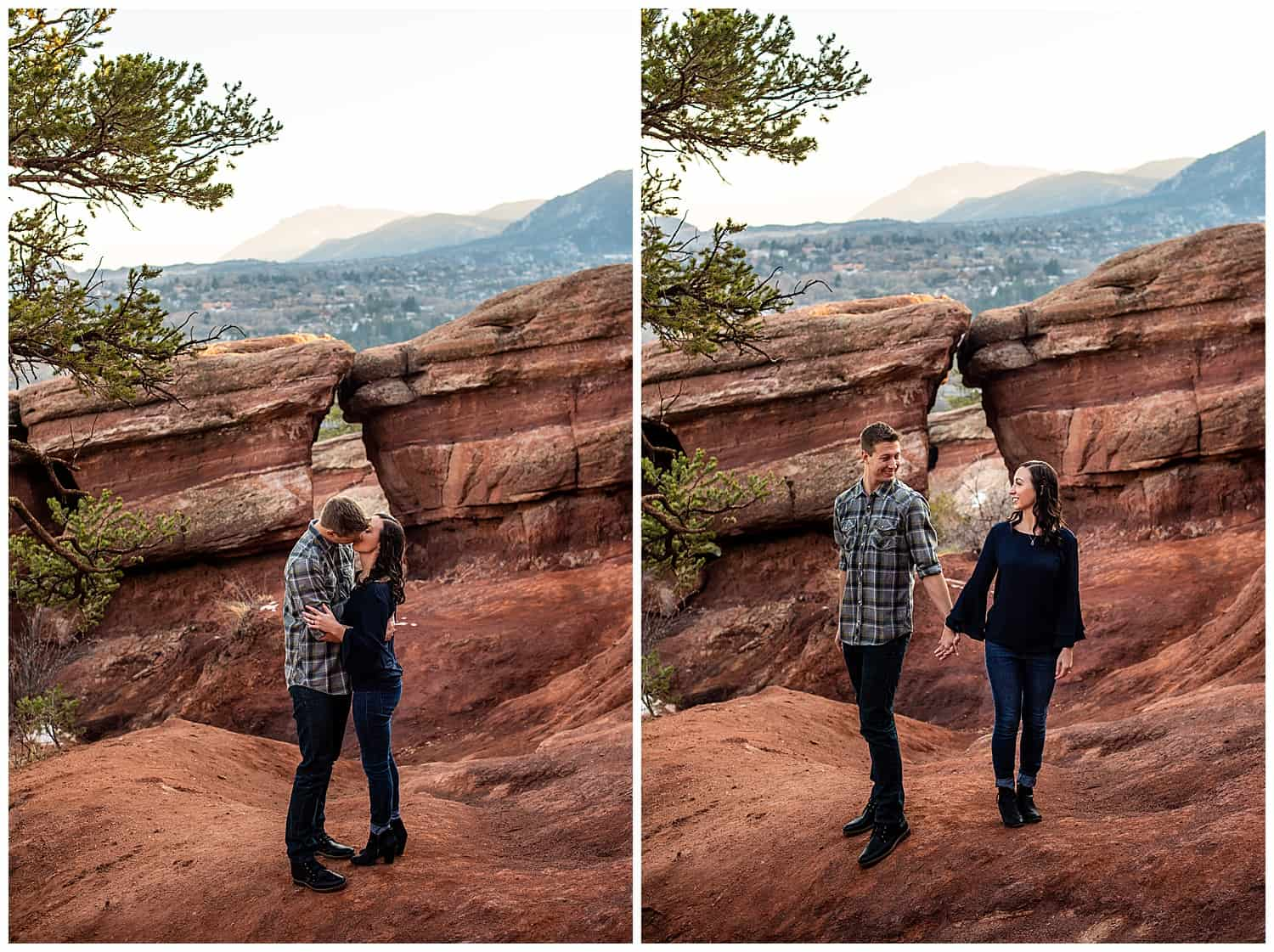 best places in colorado for engagement photos