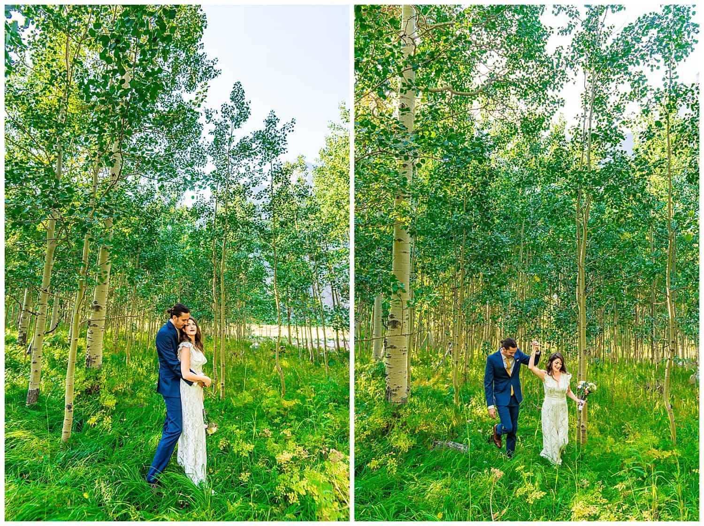 best elopement photographer in aspen colorado