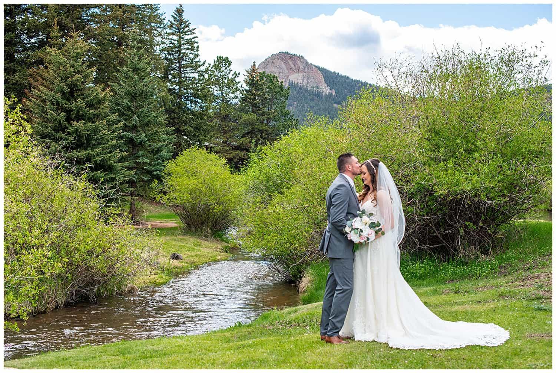wedgewood mountain view wedding photos