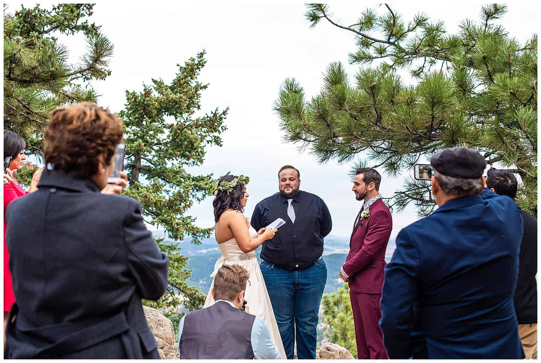 lost gulch elopement photographer