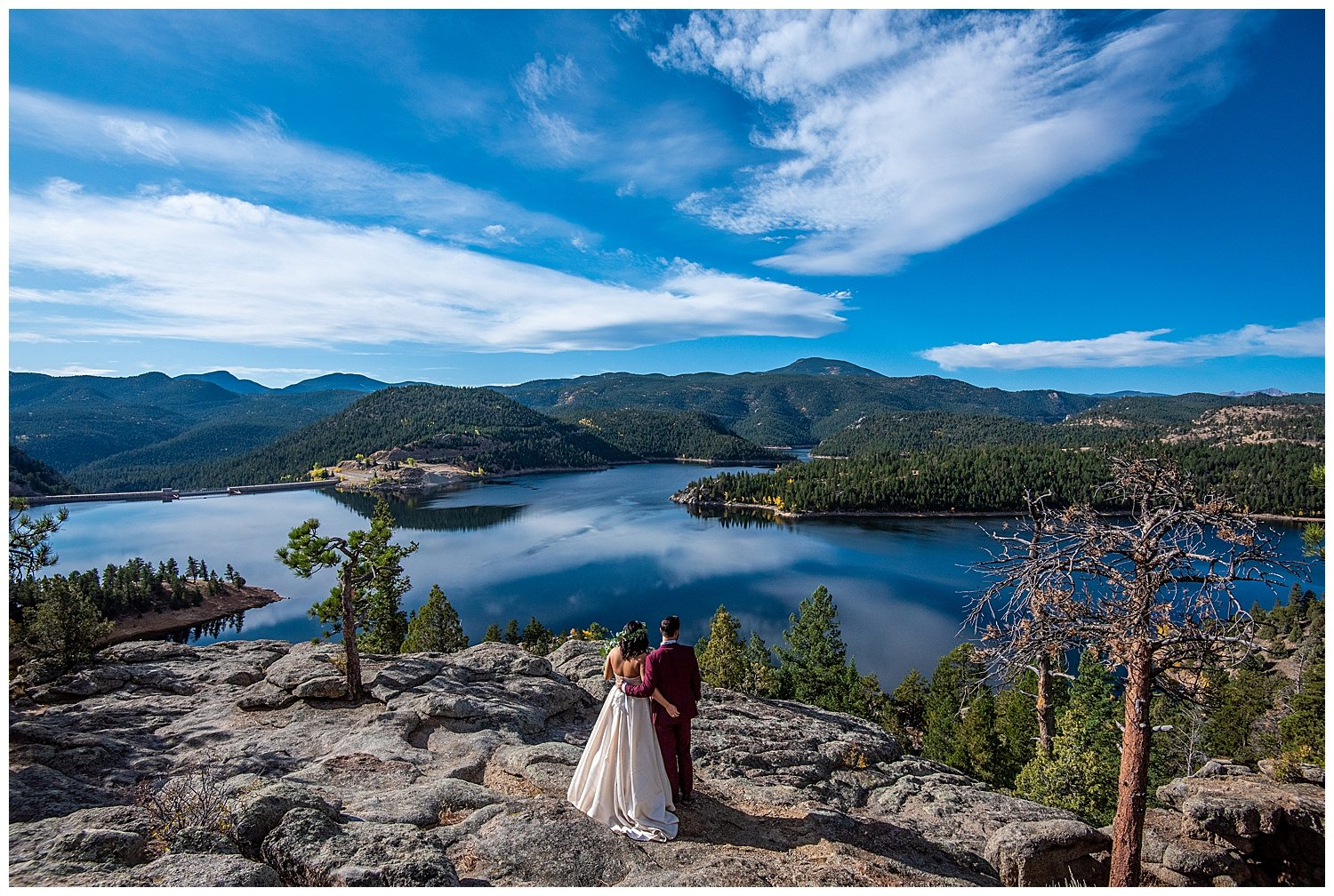 elopement at lost gulch boulder co