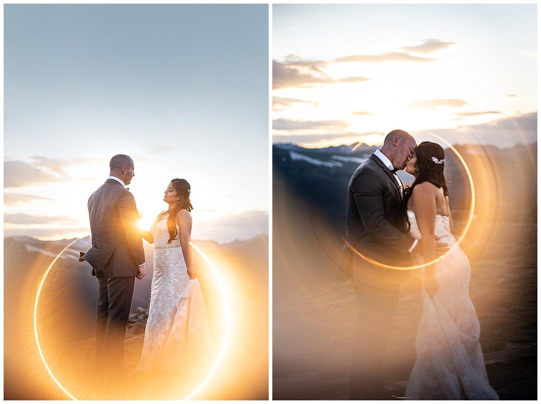 wedding photos at rmnp