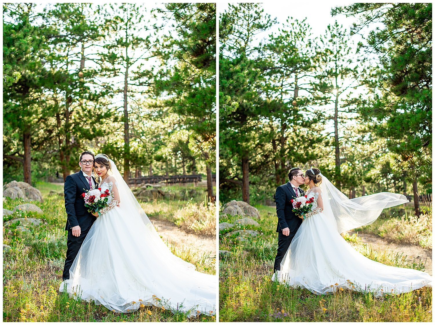 lost gulch elopement photography