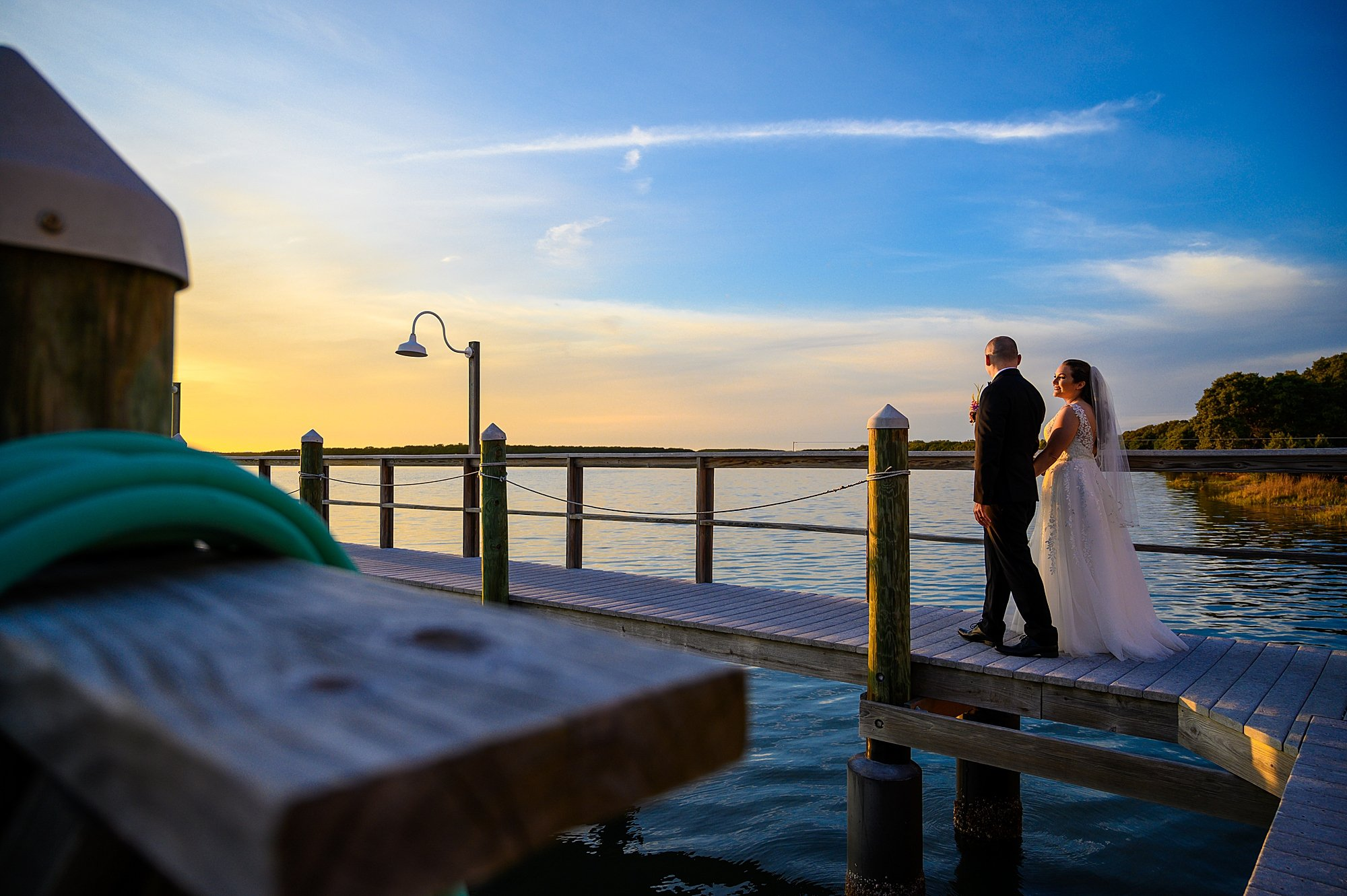 tampa bay watch wedding photographer