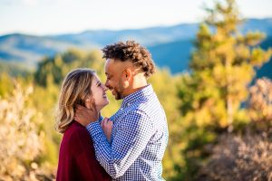mt falcon engagement photos denver wedding photographer
