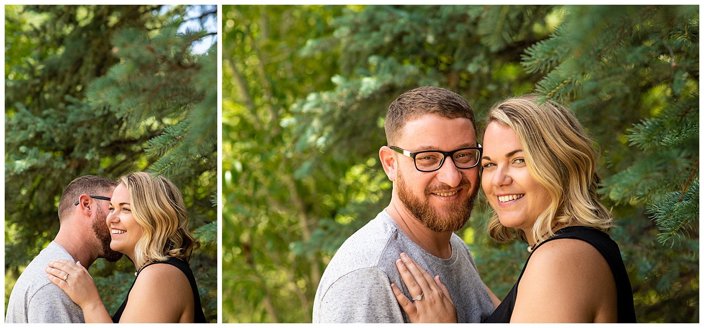 orchard hills engagement denver photographer