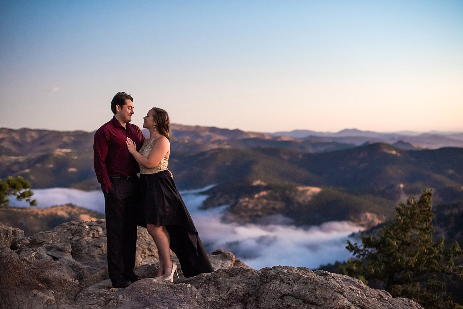 best places in boulder for engagement photos