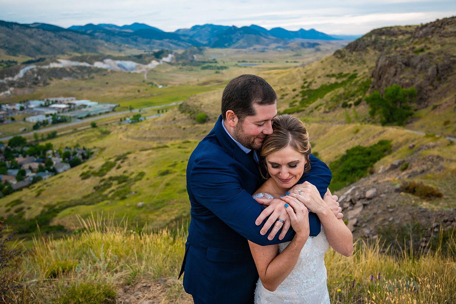 north table mountain elopement photographer colorado