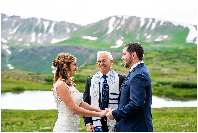 independence pass elopement photographer