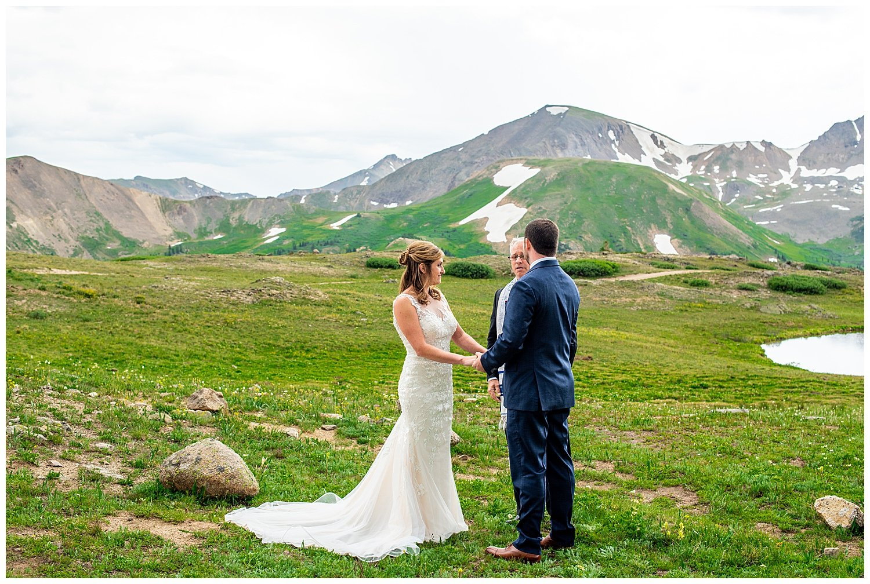 elopement at independence pass