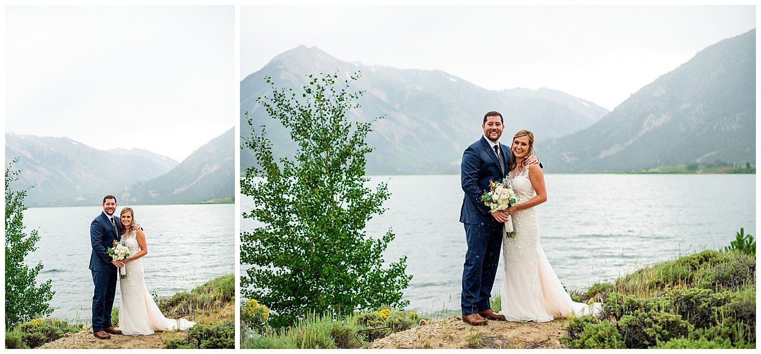 twin lakes elopement photographer