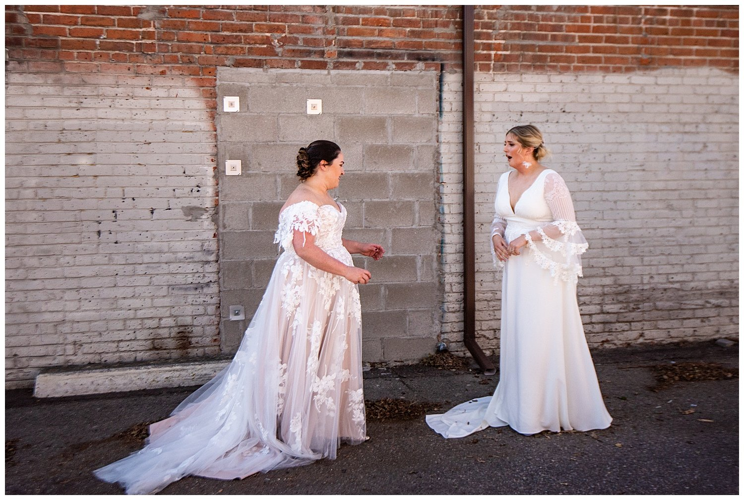 colorful wedding theme lgbtq photographer denver