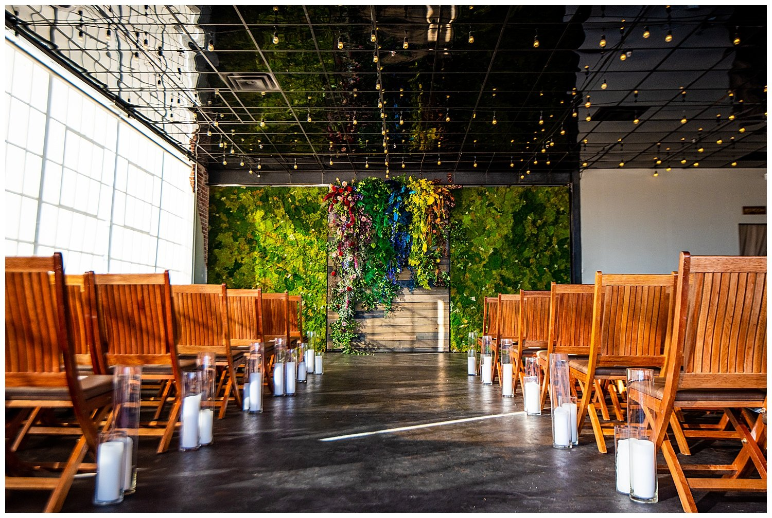 moss denver wedding indoor wedding venue denver