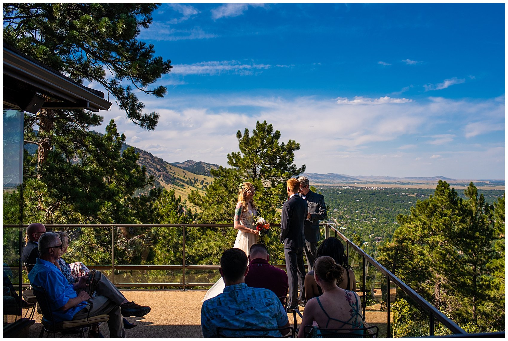 flagstaff house wedding photos