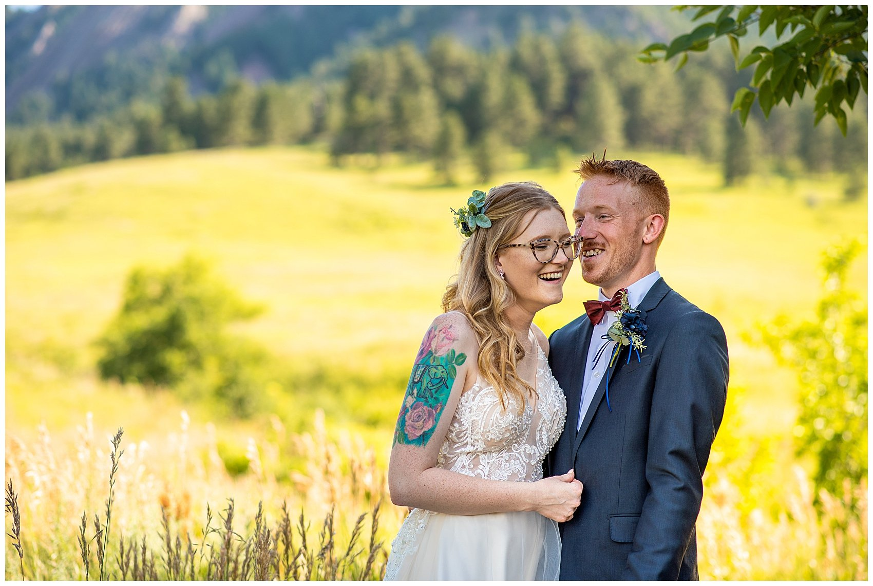 boulder elopement photographer