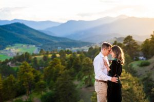 best denver engagement photographer