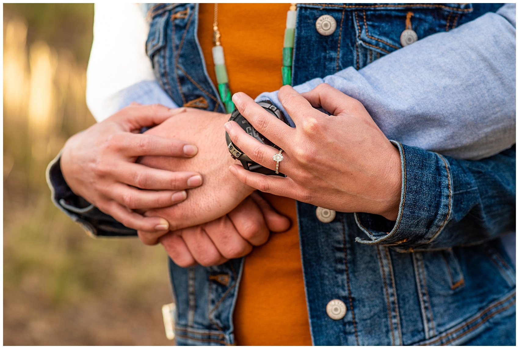 best places in colorado for engagement portraits