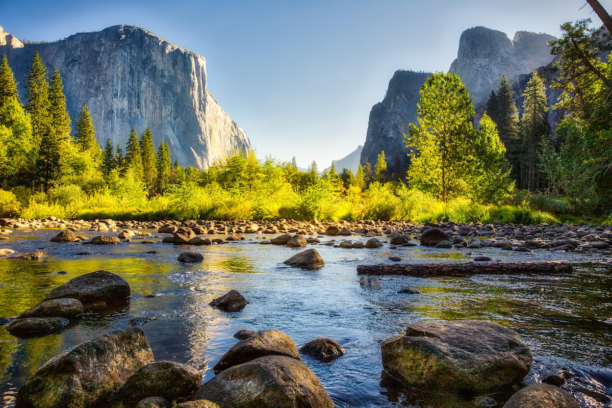 elope to yosemite national park