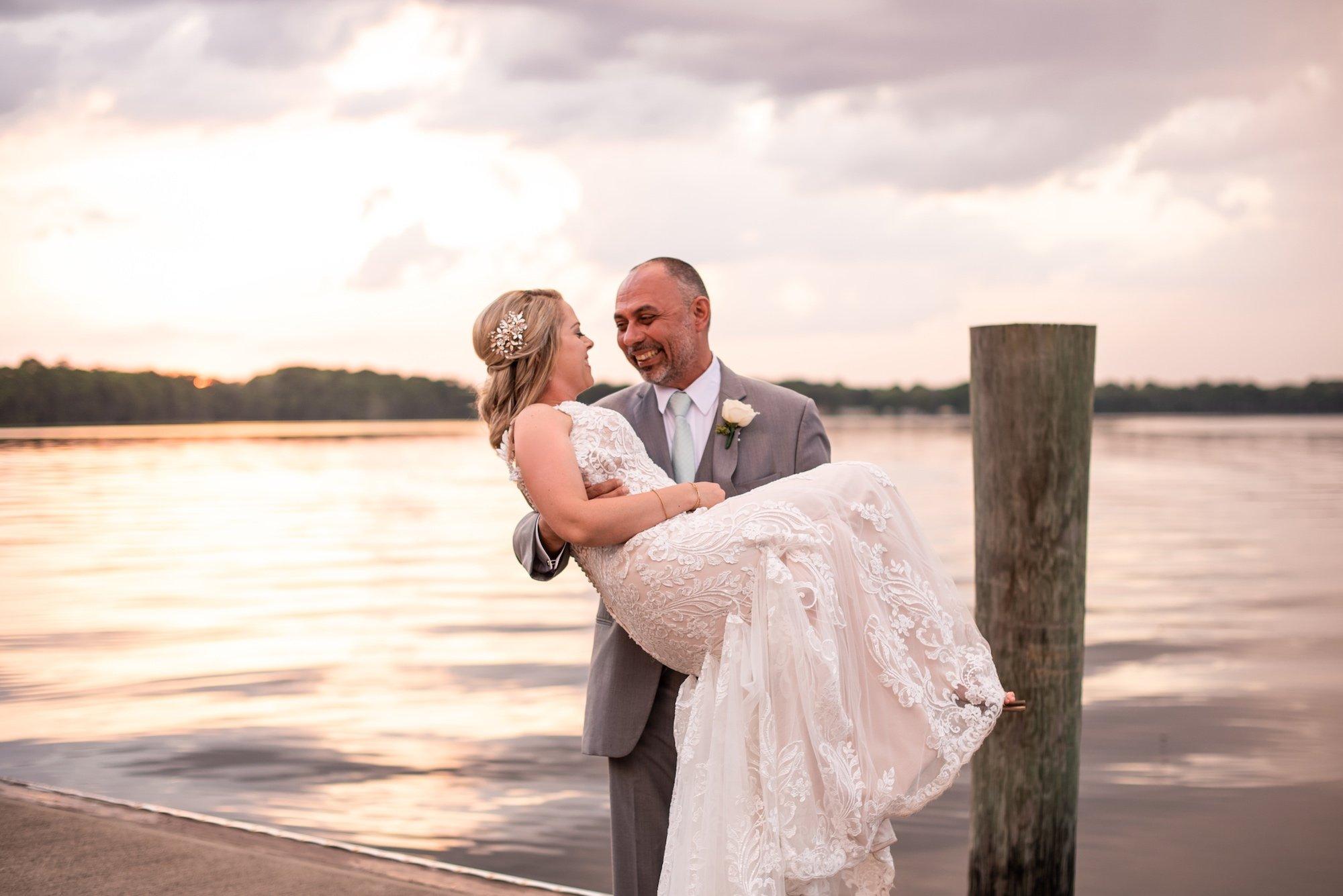 15 Best Lakefront Wedding Venues in the US