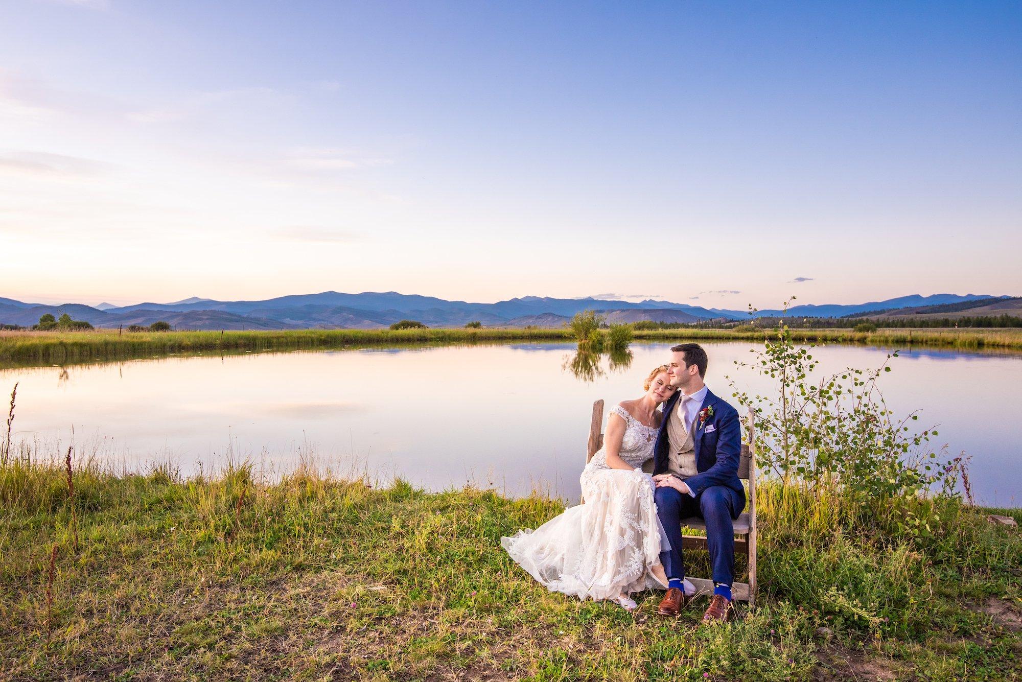 lakefront wedding venues in colorado