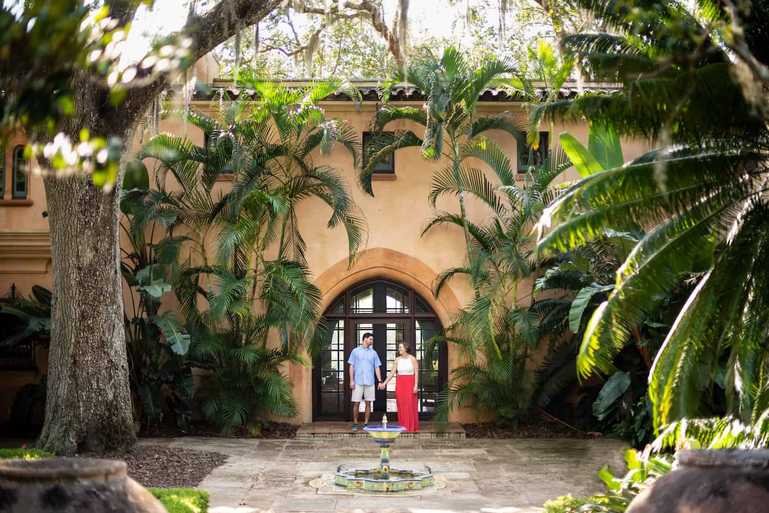 best places to elope in florida bok tower gardens