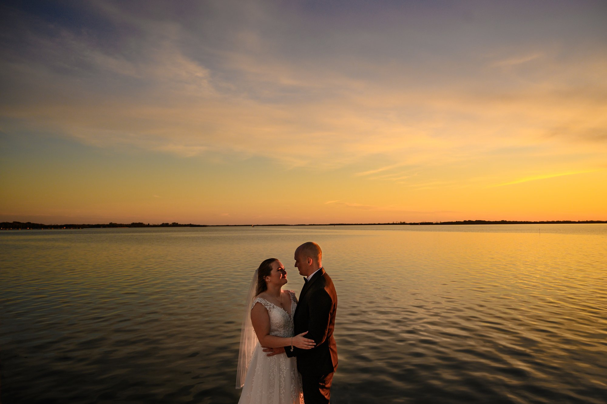 elopement ideas for couples who love water