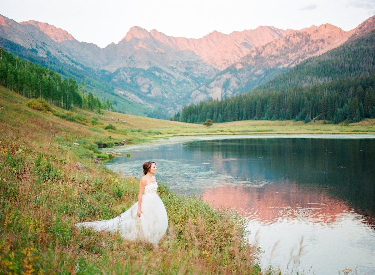 piney river lakefront venue colorado