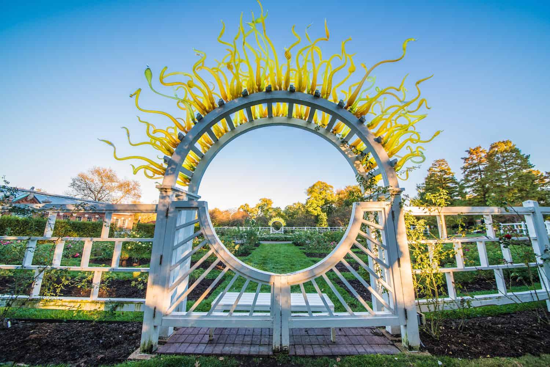 missouri botanic gardens st louis wedding photographer