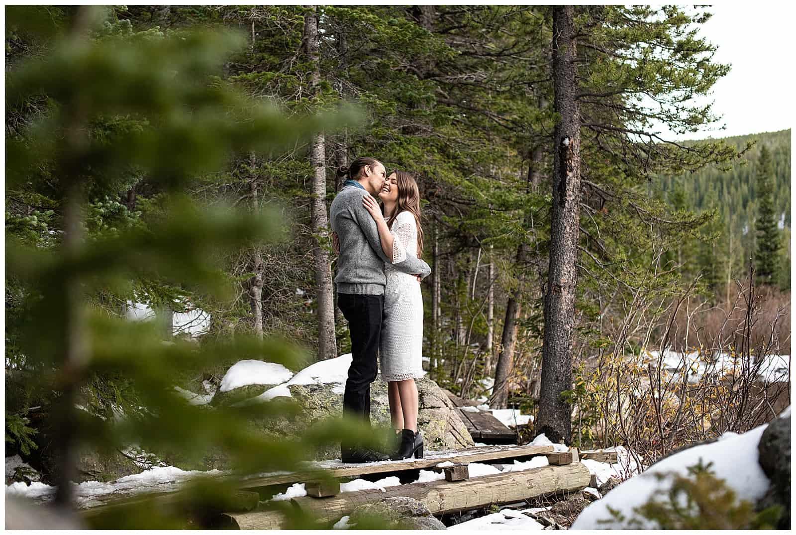 best engagement portrait locations near boulder colorado