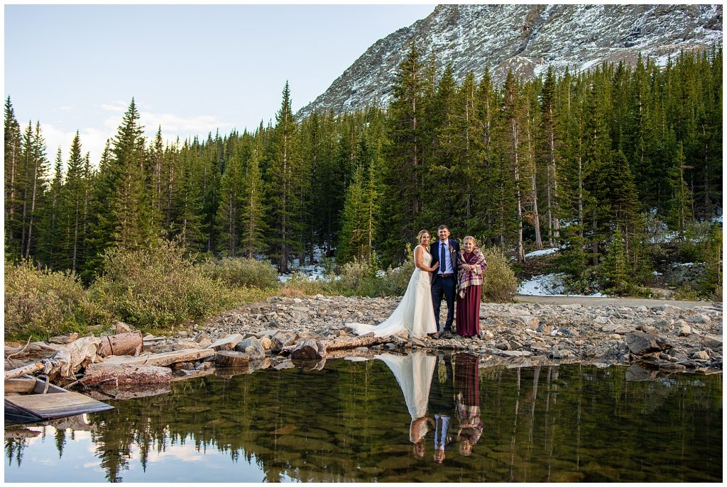 breckenridge elopement photographer and videographer