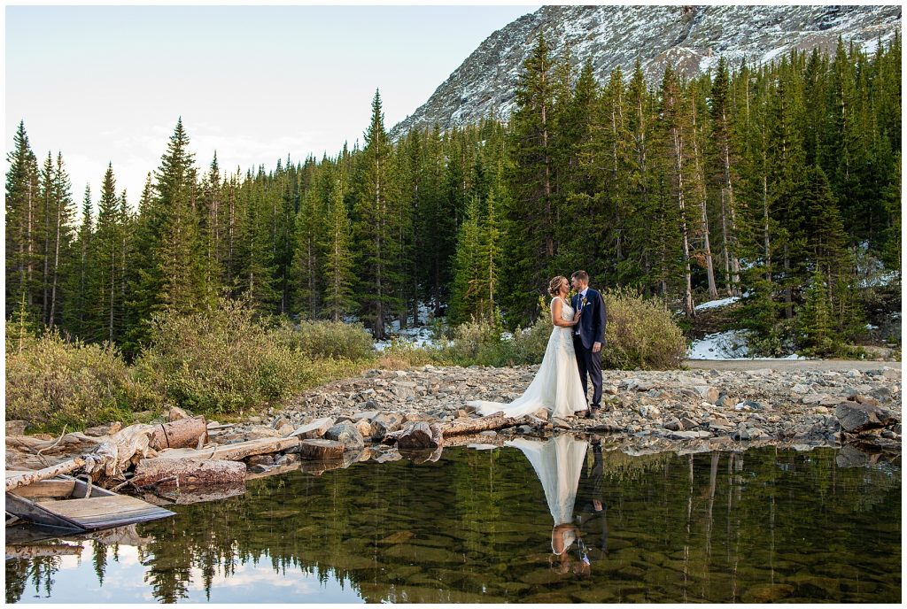 elopement photo and video team colorado