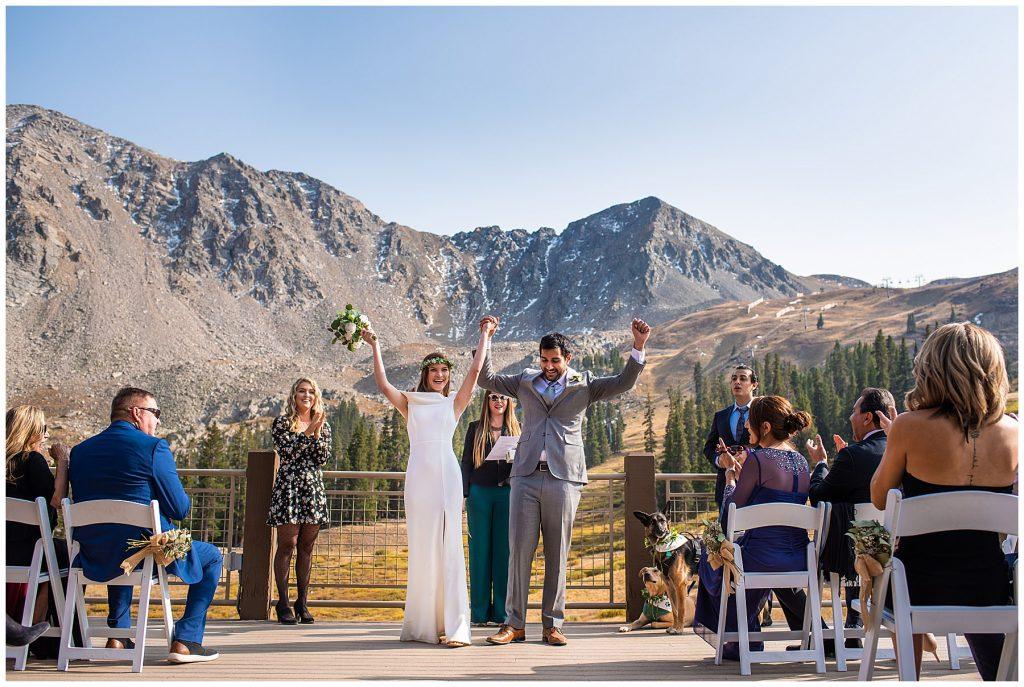 black mountain lodge wedding photos