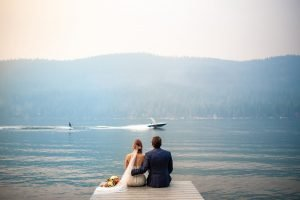 donner lake elopement photographer northern cali