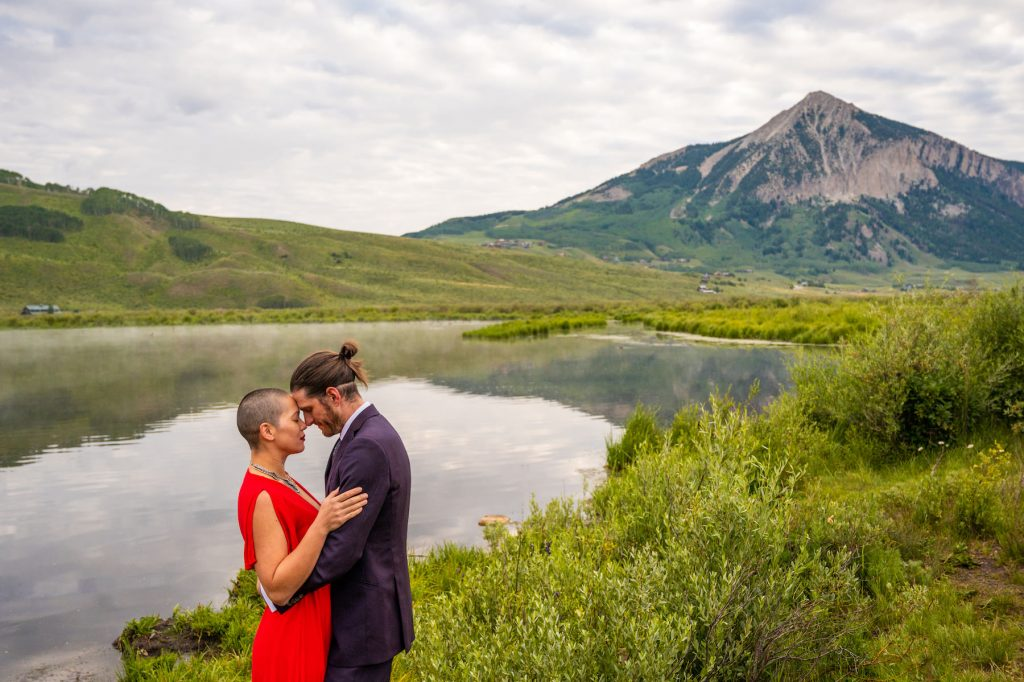 crested butte elopement photographer